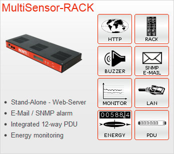 MultiSensor Rack