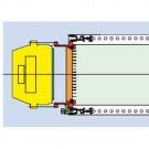 Plastic Guide component F-M-GL